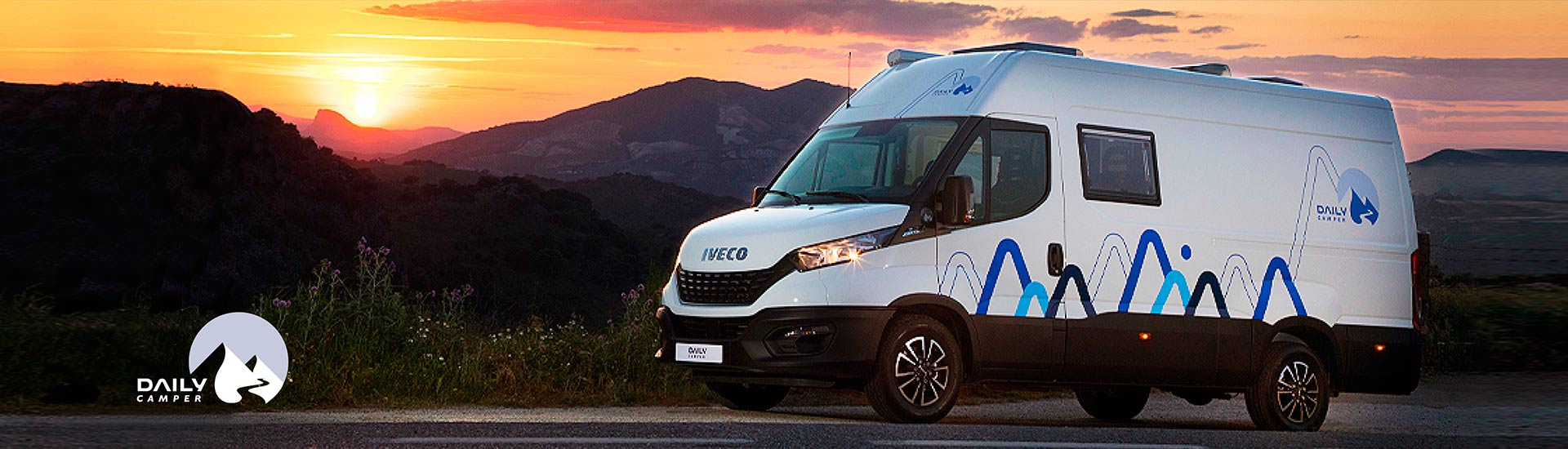 Daily camper iveco